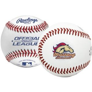 Rawlings Official League Leather Baseball